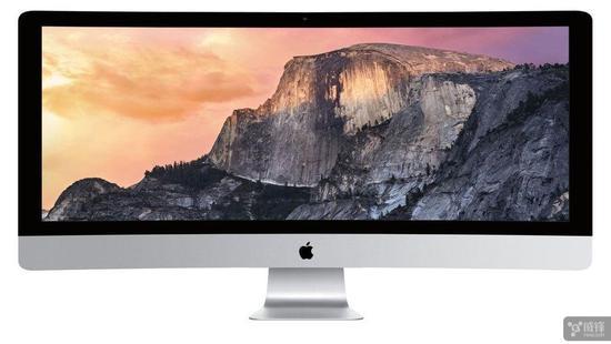 苹果或许应该考虑推出大屏幕高端的新iMac