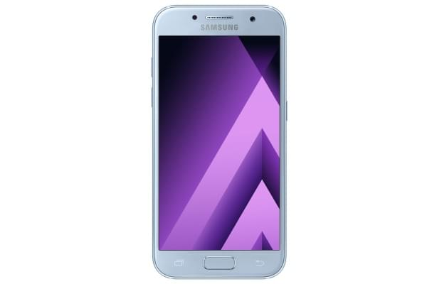 三星正式推出Galaxy A 2017系列智能手机 通过IP68认证的照片 - 5