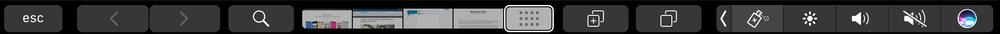 抢先看苹果自家的应用会如何支持Touch Bar的照片 - 39