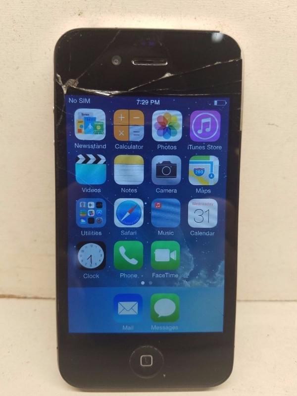 [图]这台破损的iPhone 4s售价高达102.8万