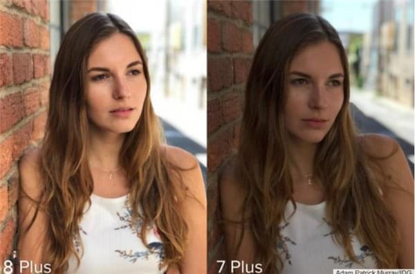iPhone 8 Plus与7 Plus拍摄比较:看好在哪里