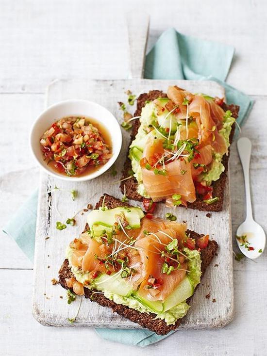 饮食是护发基础  图片源自olivemagazine