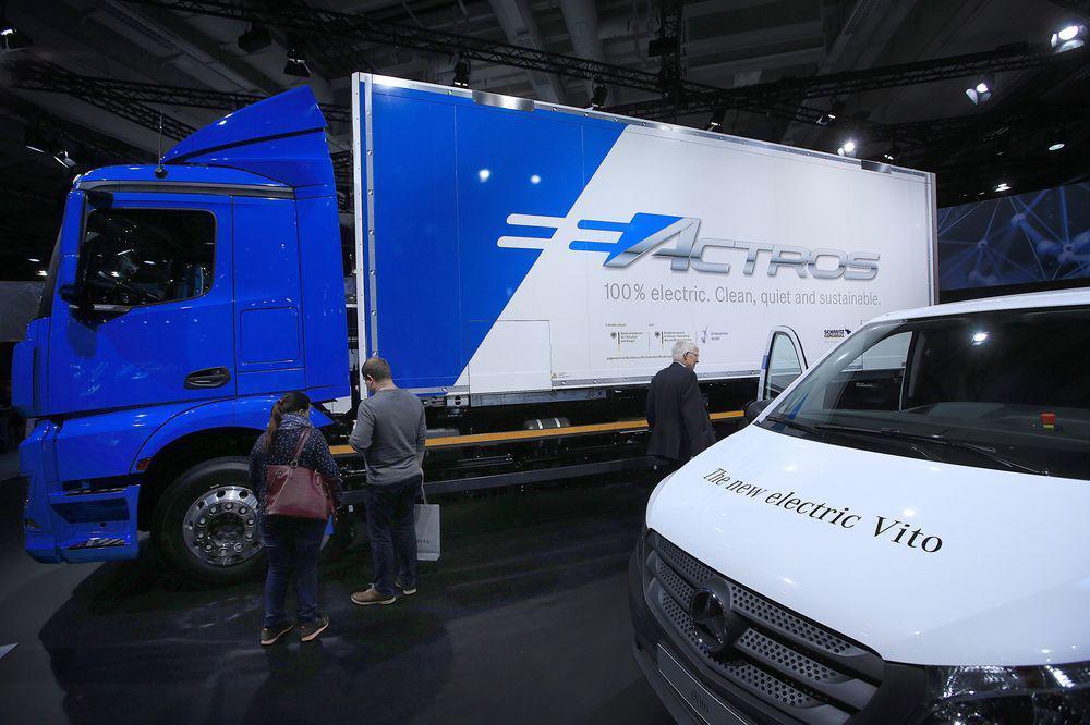 权威报告:电动卡车30年内可为欧洲节省110亿桶石油
