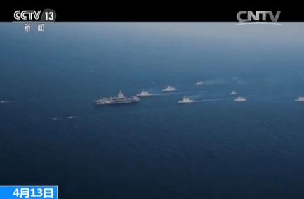 特朗普主动透露:对朝鲜行动除了航母 还有潜艇