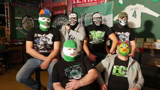 比黑社会更可怕的,是俄罗斯球迷