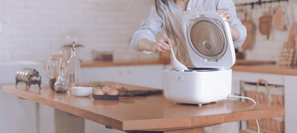 蒸煮炖煲焖全能米家IH电饭煲399元发布的照片 - 5