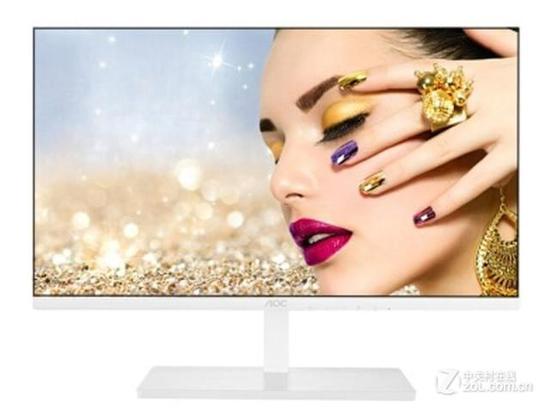图为:AOC I2279VW正面 AOC I2279VW是一款非常轻薄的显示器,2mm的超窄边框惊赞的工艺,以钻石标准反复打磨,极简的设计,21.5英寸的屏幕,达到了1080P的高清水平,0.288的点距更让画面的显示更加的细腻,同时屏幕采用先进的DC流光,有效的防治眼疲劳。