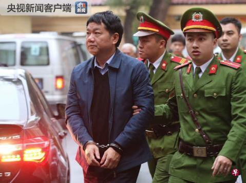 越共前政治局委员丁罗升涉贪腐案 被判刑13年