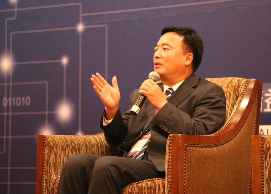 中集瑞江总经理王柱江受邀参加全球精益高峰论