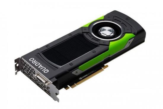 NVIDIA发布性能最好的显卡P6000 然而不是为游戏而设计