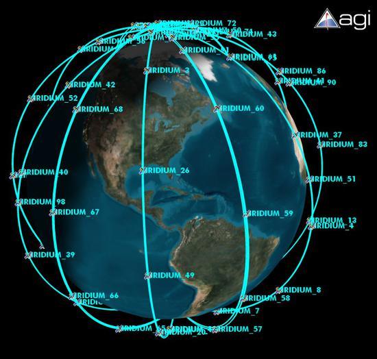 中国同时开建两个全球卫星系统 卫星总数超456颗