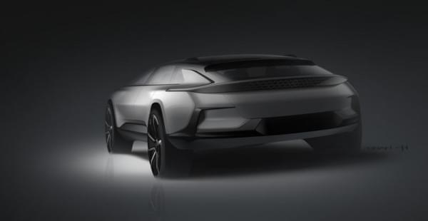 法拉第发量产汽车FF91 贾跃亭称能代替所有车型的照片 - 18
