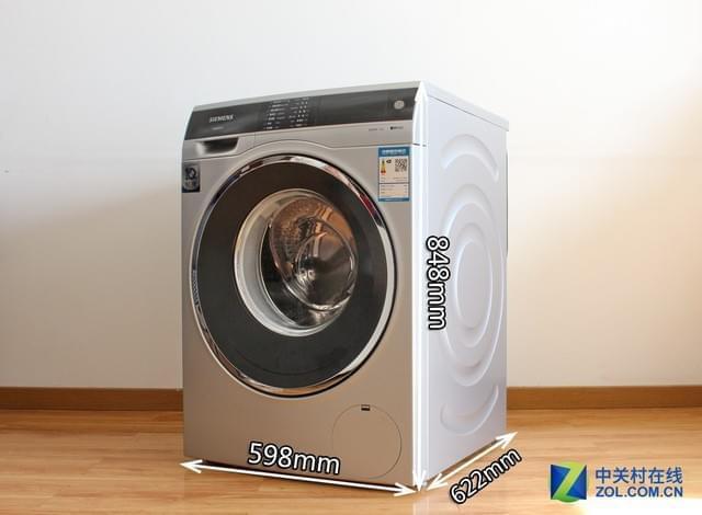 不一样的清新!全新西门子iQ500系列洗衣机体验