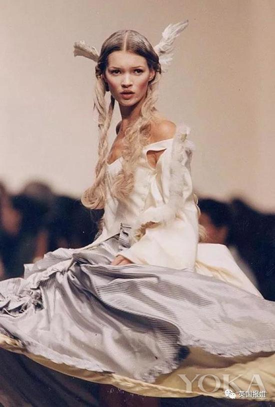 Kate Moss,图片来源于instagram