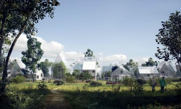 重回小农经济?ReGen打造自给自足封闭社区的照片 - 1
