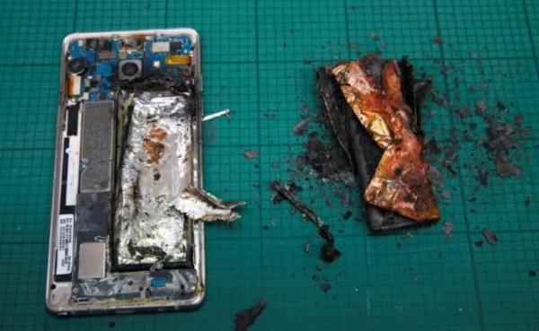 三星Note7爆炸到底有多恐怖? 实验为你揭秘的照片 - 6