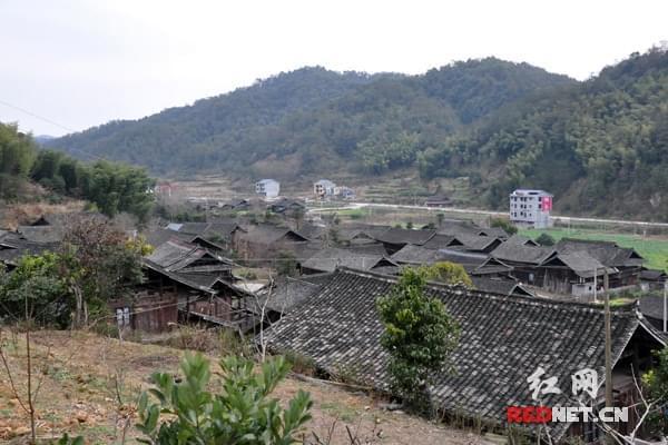 邵阳大团村:一颗剔透侗寨明珠