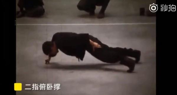 李小龙1967年表演影片。