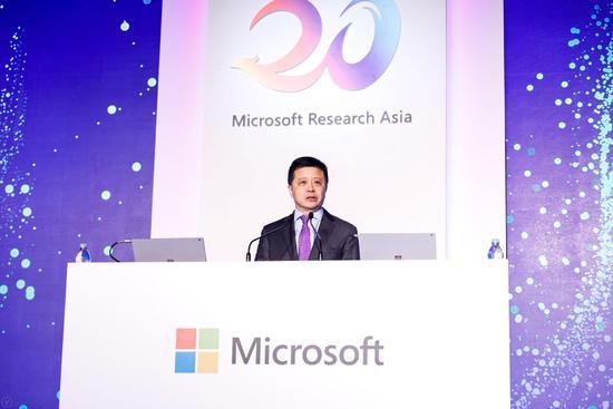 微软亚洲研究院:如果没基础研究 微软就不存在了