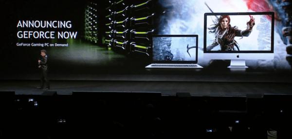英伟达公布GeForce Now服务:让Mac支持高端游戏的照片 - 1