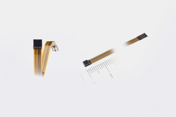 索尼推出仅2毫米的百万像素传感器的照片