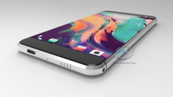 HTC无按钮Ocean渲染图曝光:双摄像头+USB-C端口的照片 - 6
