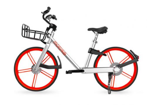 新款摩拜单车进入全国50城 据说比上代更轻更好骑的照片