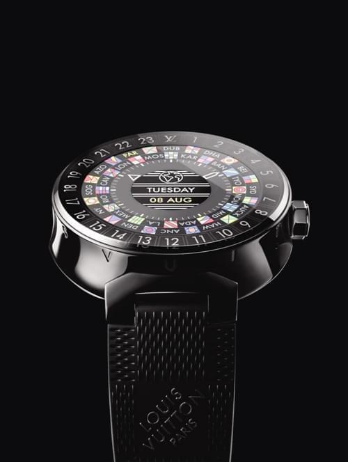 智能手表的奢华时代