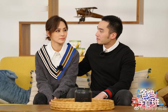 赖弘国跟阿娇曾一起上节目。
