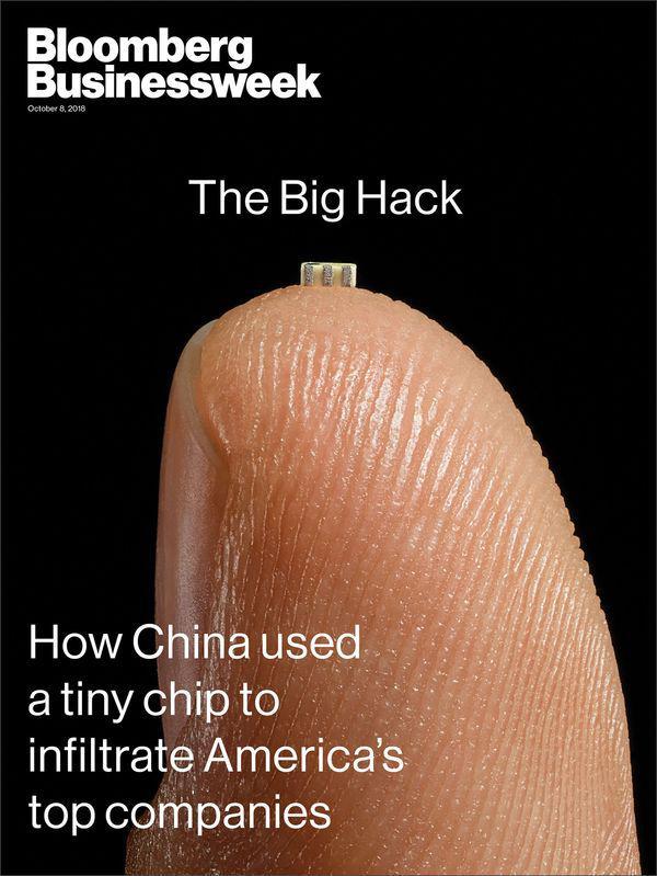 """美媒称""""中国向美企植恶意芯片"""" 美国土安全部回应"""