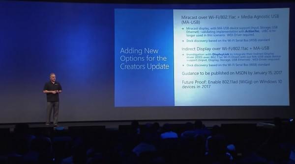 Windows 10升级支持802.11ad:Wi-Fi速度8Gbps的照片 - 9