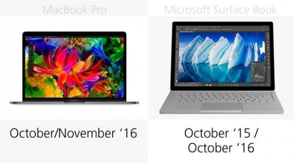 MacBook Pro和Surface Book终极对比的照片 - 26