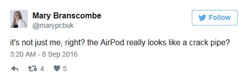 是耳机还是吹风机?看看网友们对AirPods的吐槽的照片 - 10