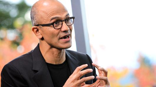 纳德拉:微软大脑植入技术研究取得重大进展