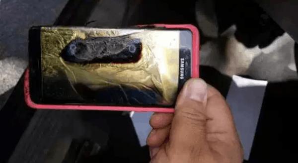 三星认为已对Galaxy Note 7用户作出最大限度的赔偿的照片
