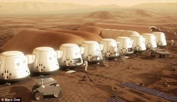 火星一号计划再次推迟:2031年首批乘务组离开地球的照片 - 1