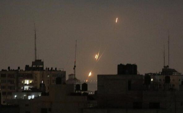 以战机空袭加沙授权代理权限多个目标 哈马斯回击射17枚火箭弹