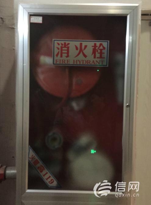 利群金鼎广场开业首日:电梯坏了消防栓锁了