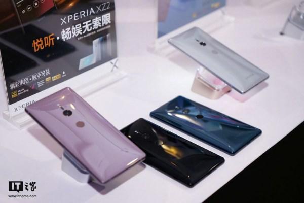迎战三星S10 索尼将推出全新5G Xperia 手机