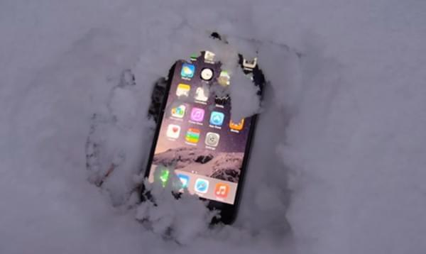 """寒冬将至 是时候要防范 iPhone """"冬眠"""" 了的照片 - 1"""