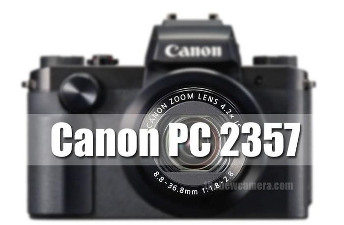 佳能注册了新的小型相机:疑似G7X Mark III新机
