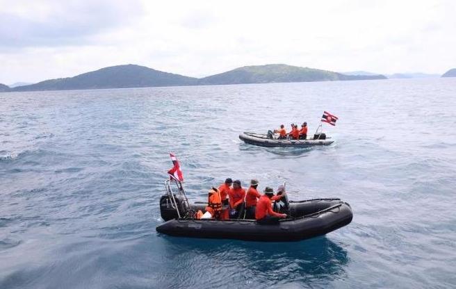 泰方:沉船事故遇难者人数上升至45人 2人失联