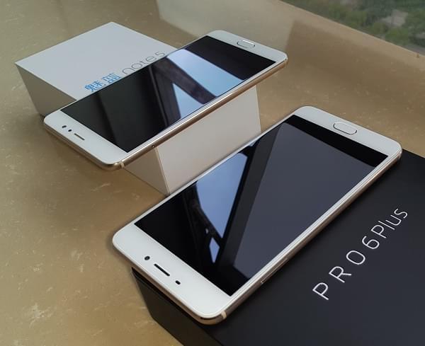 香槟金 PRO 6 Plus (顶配版) 与 魅蓝 Note 5 上手图赏的照片 - 10