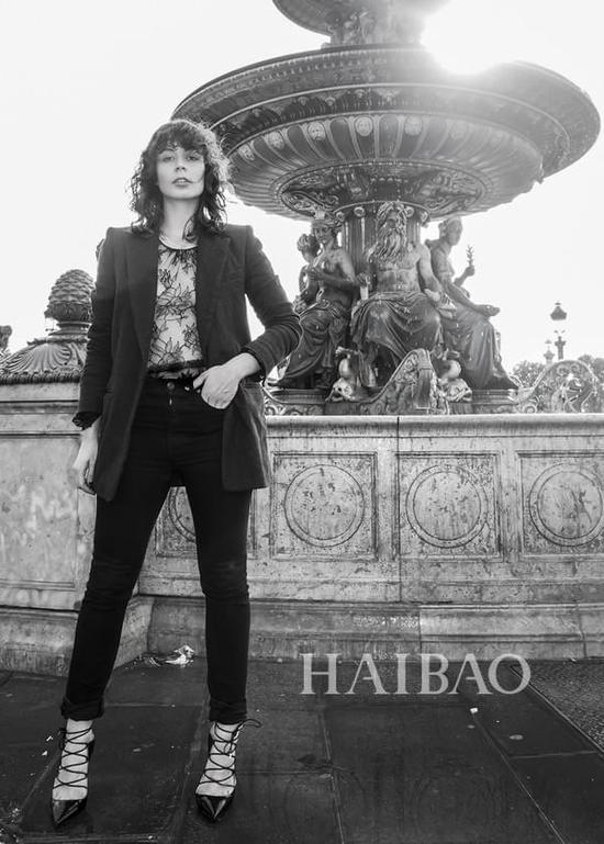 挪威时尚博主Irina Lakicevic