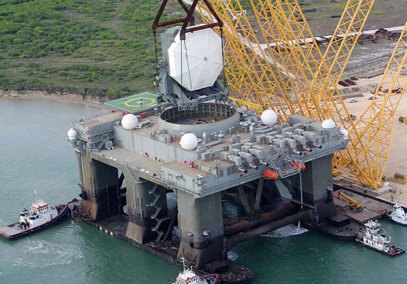 美军急推新款X波段雷达 能监控中俄高超音速武器