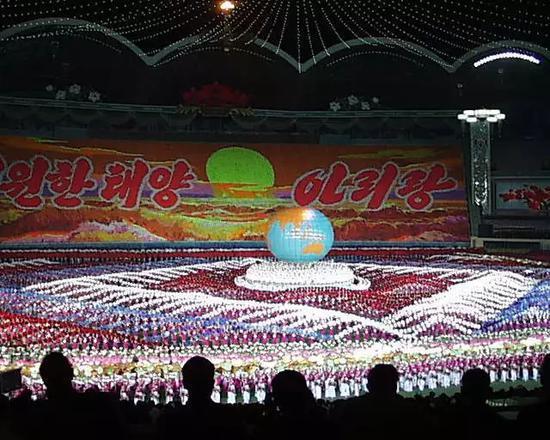 """朝鲜举行建国70周年庆典 台前幕后都有哪些""""秘密"""""""