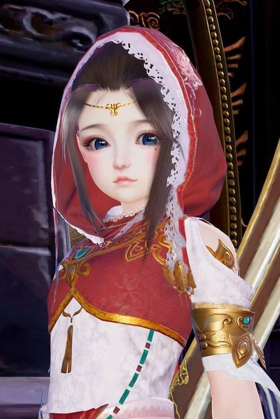 《剑网3》重制版萝莉捏脸 萌系萝莉脸数据分享