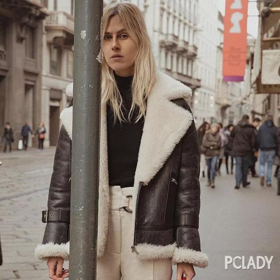 """选对针织衫 你的大衣也能穿出""""几万块""""的壕气"""