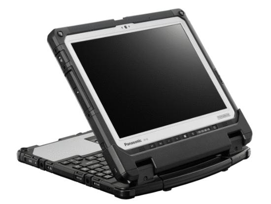 松下推出三防Windows 10笔记本电脑