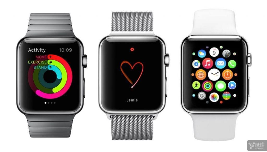 新Apple Watch将刺激消费者戴智能手表